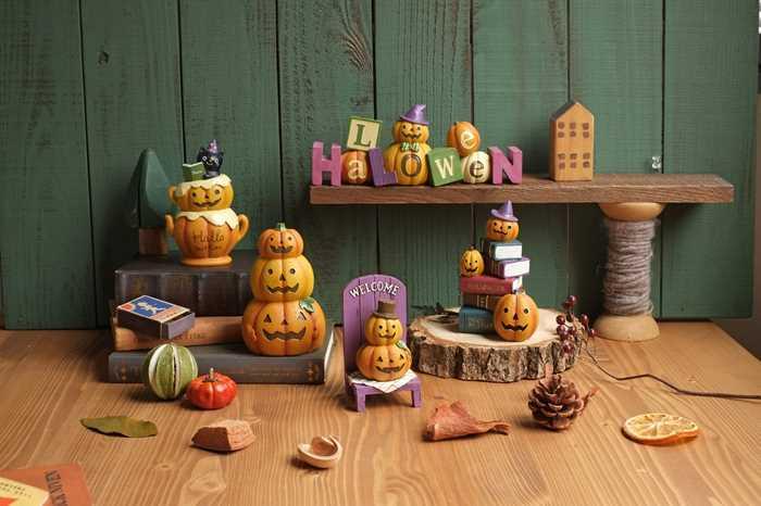 2017 Happy Halloweenがやってきた!!今宵はお菓子やケーキで盛り上がろう!